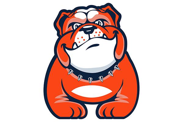 Bulldog Storage Mascot
