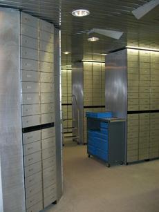 safety deposit boxes secure storage bellevue washington
