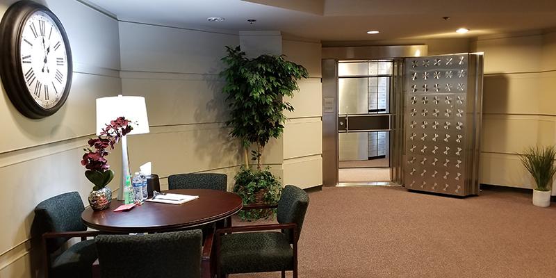 safe deposit center safety deposit rental bellevue washington